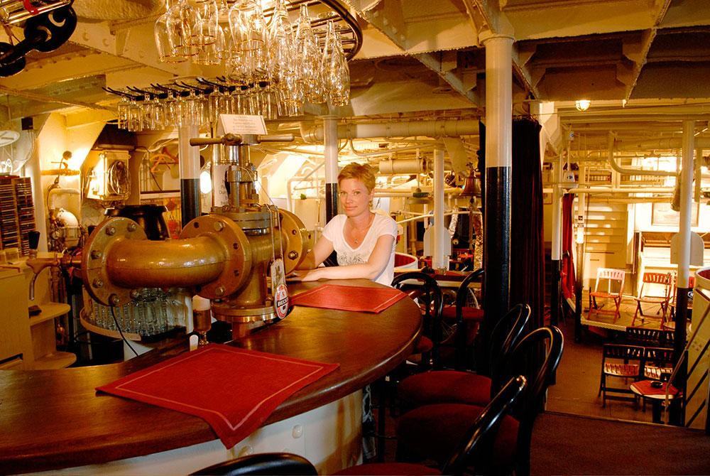 Hotel Feuerschiff Hamburg