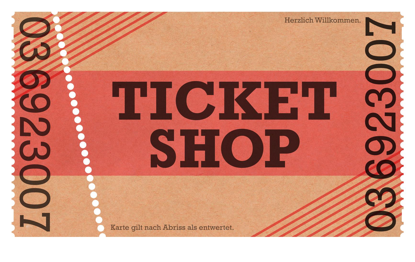 Online-Ticketshop